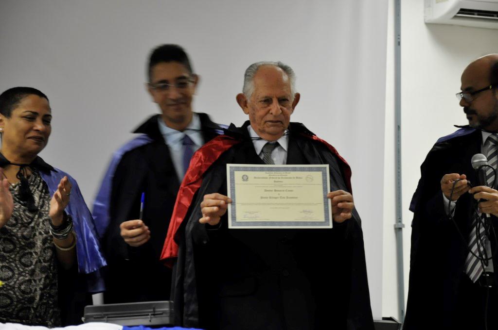Paulo Klinger honoriscausa